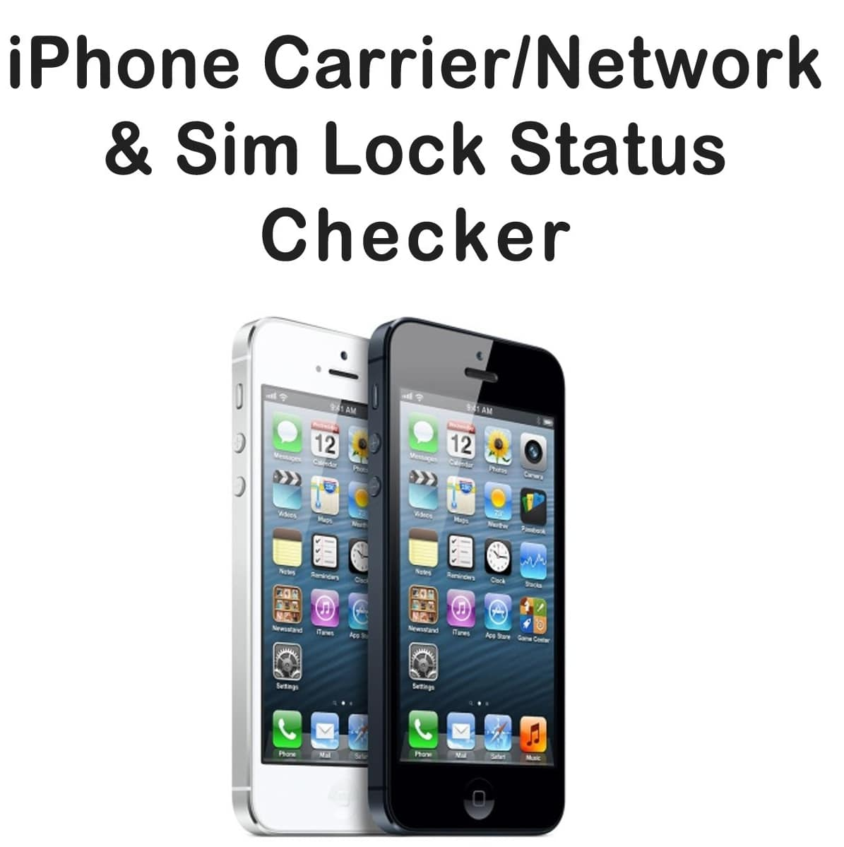 IMEI Check iPhone