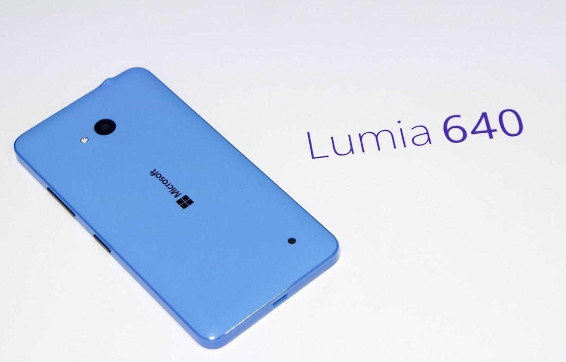 Unlock Lumia 640