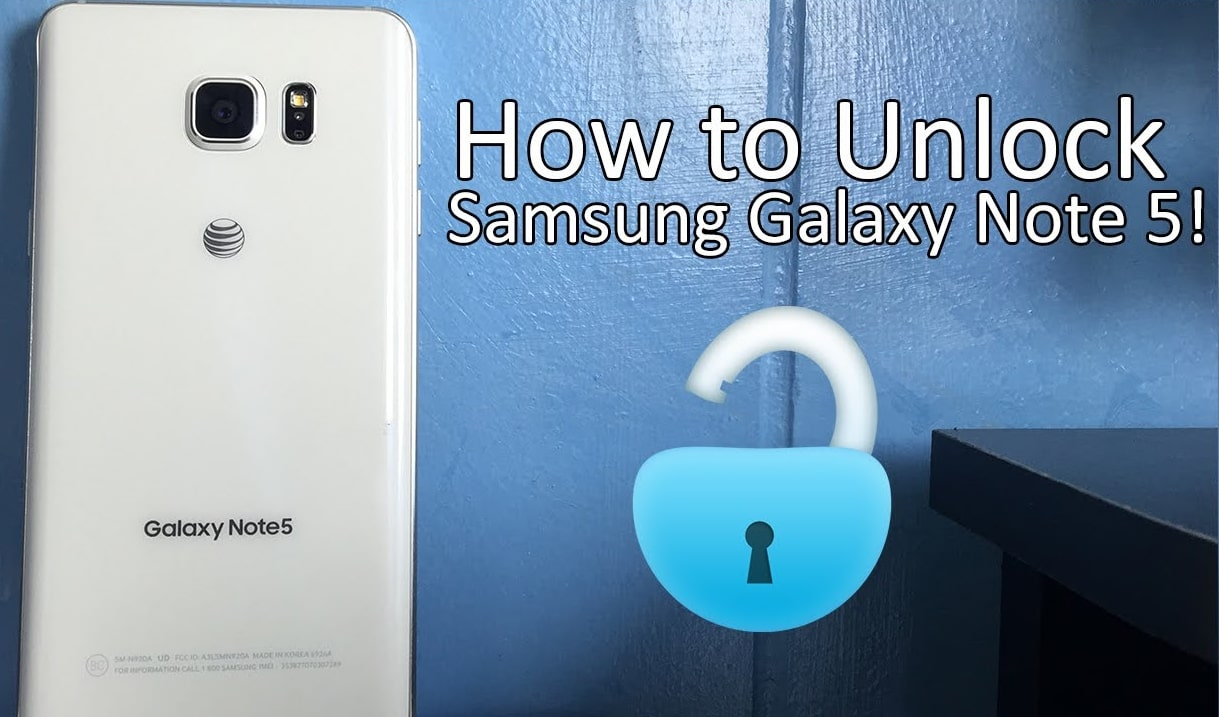 Unlock Galaxy Note 5
