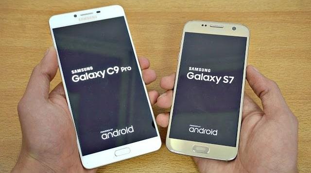 Unlock Samsung Galaxy C9