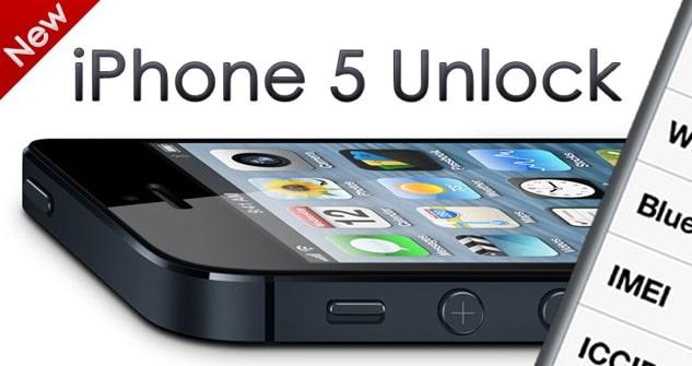 How To Unlock iPhone 5