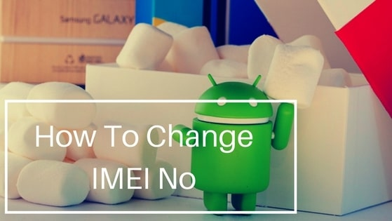 IMEI Changer Root