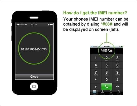 Check IMEI Status