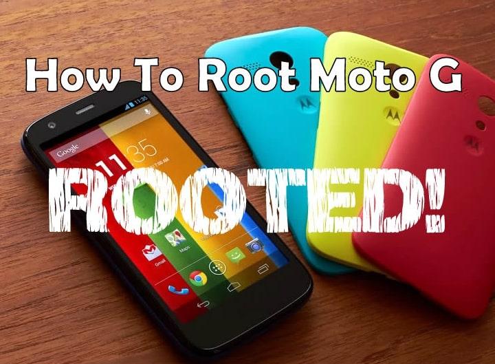 How To Root Motorola