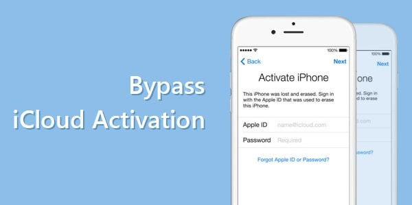 Bypass iCloud Password