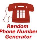 Random Phone Number