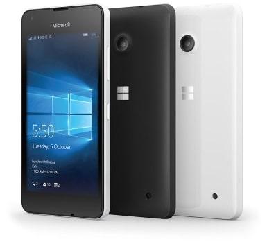 Unlock Microsoft Lumia 550