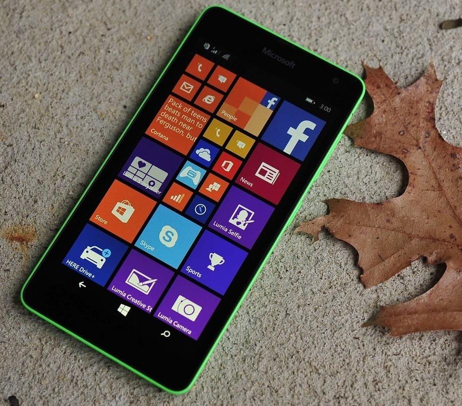 Unlock Lumia 535