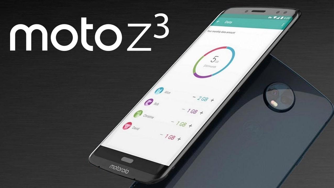 Unlock Moto Z3