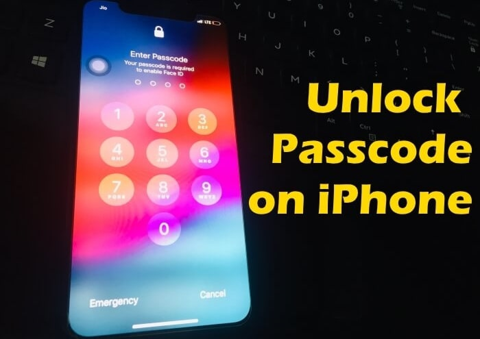 iCloud Bypass iPhone XS MAX