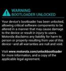 Unlock Bootloader Motorola